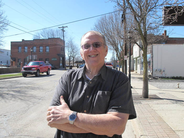 Village manager to step down