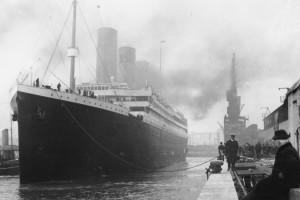 Ship in Southhampton