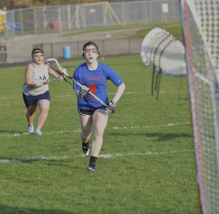 Girls LaCrosse tallies first win