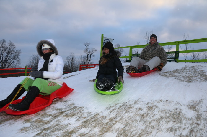 December Slide