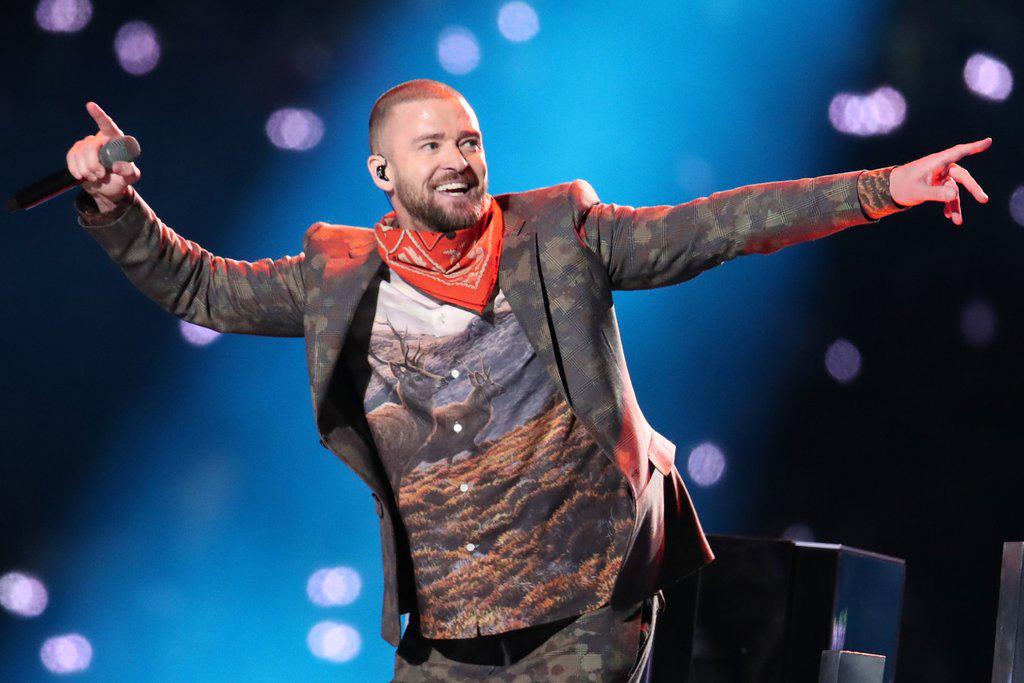 Justin-Timberlake-Super-Bowl-Halftime-Show-Pictures-2018 from popsugar.com