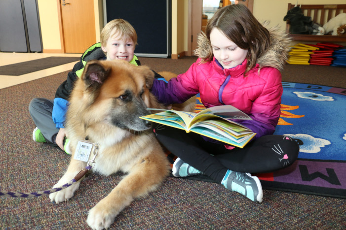 'Paws to Read'