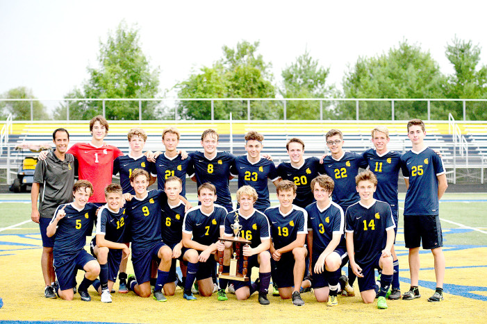 Martians win County Line Cup