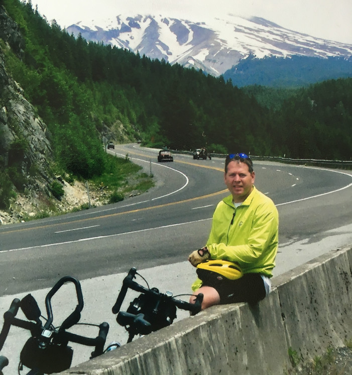 A grateful heart: Patient runs in Sweden to honor doctor