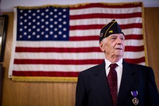 Pork Chop Hill veteran