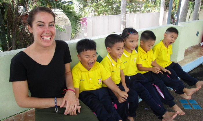 Teaching in Thailand, Brandon grad learns lessons in culture, life