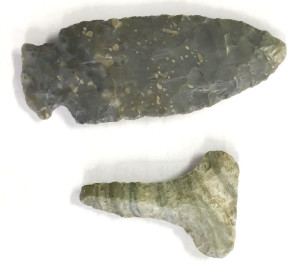 Arrowheads from Groveland