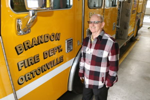 My heart will always be with the Brandon Fire Department' | The Citizen