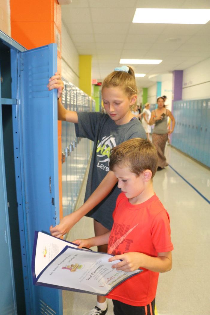 School opens