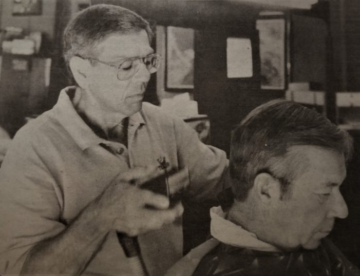 "Ken ""The Barber"" Seames, 79"