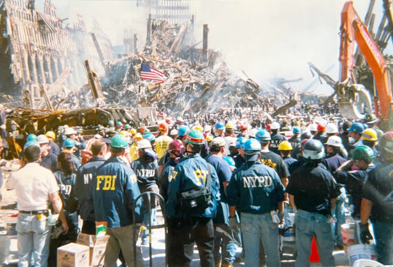 20 years later,community remembers 9-11